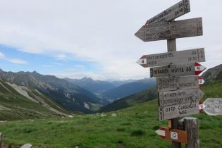 Alpenrosenwanderung auf Meran 2000