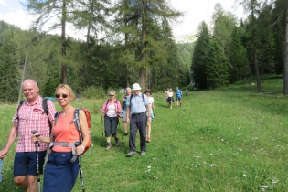 Dolomiten-Latemar-Bergtour