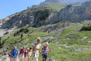 Dolomiten-Wanderung unterm Latemar