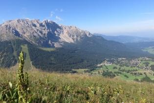 Hochalpine Rosengarten-Dolomitentour