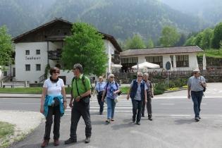 Kulturwanderung im Passeiertal