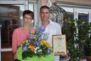10 Jahre Ehepaar Rösner (D)