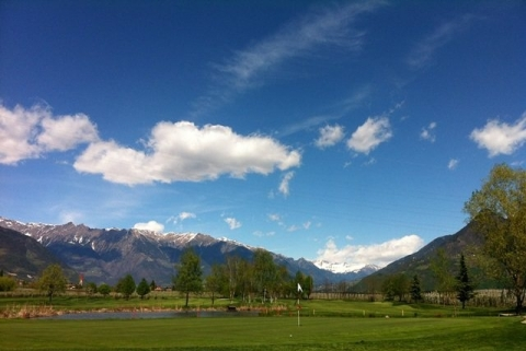 Golfwochen in Südtirol