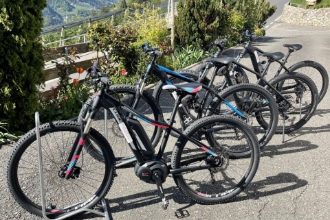 Scena in bici